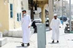 سعودی عرب میں کورونا کے مریضوں کی تعداد تیزی سے بڑھنے لگی