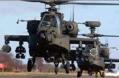 پاکستان کا چین سے جنگی ہیلی کاپٹر خریدنے کا فیصلہ