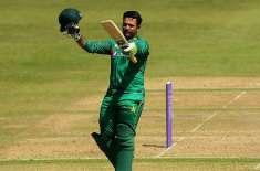 شرجیل خان سے نیشنل ٹی ٹوٹنی میں بہترین کارکردگی کی امید ہے: سرفراز احمد