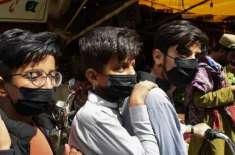 پاکستان میں ماسک بنانے کا کوئی پلانٹ نہیں ہے،