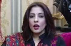 بزدل حکومت پی ڈی ایم کے خوف سے عام لوگوں سفر سے روک رہی ہے، پلوشہ خان