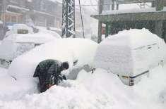 بلوچستان اور گلگت بلتستان میں پھر سے طوفانی برفباری اور بارشوں کی پیشن ..