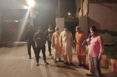 کرونا وائرس کیس سامنے آنے کے بعد کراچی کے مخصوص علاقے کی اسکریننگ کا ..