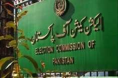 فارن فنڈنگ کیس کی کارروائی عوامی سطح پر نہیں ہوسکتی ، الیکشن کمیشن
