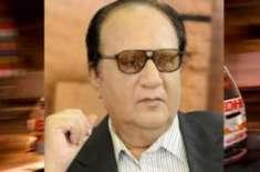 کالم نگار عبدالقادر حسن کو وادی سون میں سپرد خاک کردیا گیا