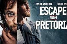 فلم ''سکیپ فرام پریٹوریا'' کا ٹریلر جاری
