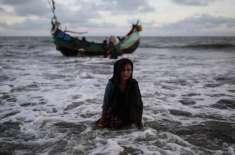 خلیج بنگال میں روہنگیا پناہ گزینوں کی کشتی الٹنے سے20 افراد ہلاک ہوگئے