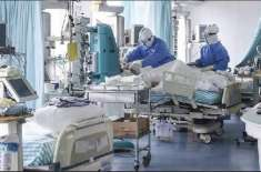 کراچی میں ایک ہی روز میں کرونا وائرس سے متاثرہ 3 افراد جاں بحق ہوگئے