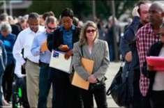 امریکا کی لرزتی جاب مارکیٹ'کارپوریٹ سیکٹر مدد سے انکاری