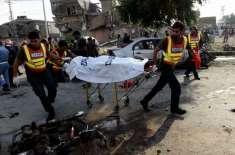 راولپنڈی :پیر ودھائی میں دھماکہ ایک ہلاک9زخمی