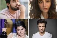 ایشیا کے 50 مقبول فنکاروں کی فہرست میں 4 پاکستانی سیلیبرٹیزبھی شامل
