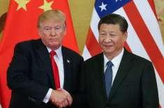 ٹرمپ نے چینی صدر سے کہا 'ہماری مدد کریں، ہمیں اس مصیبت سے نکالیں'