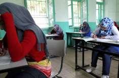 فلسطین میں اسکولوں کے امتحانات شروع، 78 ہزار480 طلبا کی شرکت