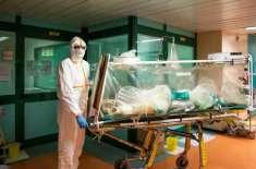 امریکی میڈیا انڈسٹری میں کورونا وائرس سے  پہلی ہلاکت