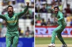 محمد عامر نے خراب کارکردگی کے باعث ٹیسٹ سے ریٹائرمنٹ لی ، جنید خان