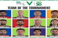 شاداب خان کو پی ایس ایل کی ٹیم آف دی ایئر کی کپتانی مل گئی