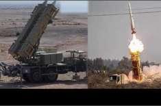 ایران کا فوجی مشقوں کے دوسرے روز باویر 373 فضائی دفاعی نظام کا کامیاب ..