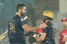 PSL5, Quetta Gladiators beat Islamabad United by 5 wickets after a thrilling contest