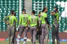 لاہورقلندرز نے غیر ملکی کھلاڑیوں کی وطن واپسی کے بعد متبادل کھلاڑیوں ..