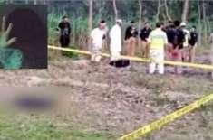 ڈھائی سالہ زینب سے زیادتی اور قتل کا ملزم گرفتار کر لیا گیا