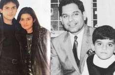 نازیہ اور زوہیب حسن کے والد انتقال کر گئے
