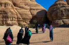 سعودی عرب میں پانچ ماہ میں چار لاکھ سیاحتی ویزے جاری