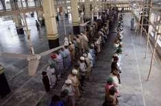 سندھ حکومت نے مساجد میں نماز کے اجتماعات پر عائد پابندی میں نرمی کرنے ..