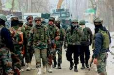 مقبوضہ کشمیر میں کرونا کے خوف میں مبتلا بھارتی فوجیوں نے خود کشی کرنا ..