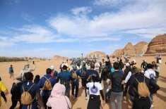 سعودی عرب میں سیاحتی سرگرمیوں کے لیے فوری لائسنس کا اجرا