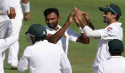 راولپنڈی ٹیسٹ، پاکستان نے بنگلہ دیش کو اننگز اور 44 رنز سے شکست دے کر ..