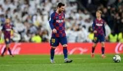 کورونا کے وار، بارسلونا کا کھلاڑیوں کی بھاری تنخواہوں میں 70 فیصد کٹوتی ..