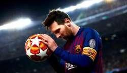لیونل میسی کا بارسلونا کلب نہ چھوڑنے کا اعلان