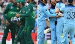 پاکستان اور انگلینڈ کے مابین پہلا ٹیسٹ منسوخ ہونے کا امکان