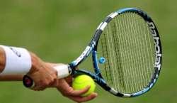 پشاور میں ٹاپ رینک ٹینس کھلاڑیوں کا ٹریننگ کیمپ شروع