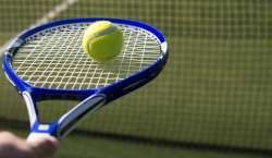جوکووچ ، الیگزینڈر زویرو اور ڈینس شاپووالو نے یو ایس اوپن ٹینس ٹورنامنٹ ..