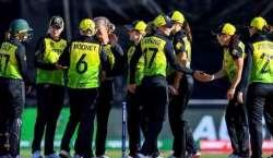 آسٹریلیا اور نیوزی لینڈ خواتین کرکٹ ٹیموں کے درمیان پہلا ون ڈے انٹر ..