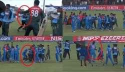 انڈر 19 ورلڈ کپ فائنل، بنگلہ دیش کے ہاتھوں شکست کے بعد بھارتی کھلاڑیوں ..