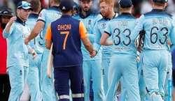 بھارت ورلڈ کپ میں پاکستان کا راستہ روکنے کیلئے جان بوجھ کر انگلینڈ ..