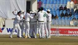 قومی ٹیم 23 سال بعد راولپنڈی میں ٹیسٹ میچ جیتنے میں کامیاب