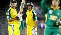آسٹریلوی ٹیم جنوبی افریقہ کیخلاف21 فروری کو پہلا ٹی ٹونٹی میچ کھیلا ..