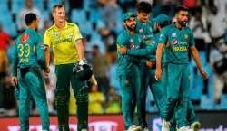 جنوبی افریقی کرکٹ ٹیم کادورہ پاکستان شروع ہونے سے قبل ہی ختم