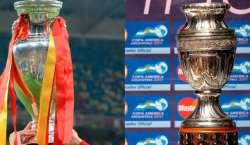 کورونا کے سبب یورو کپ اور کوپا امریکا ایک سال کیلئے مؤخر