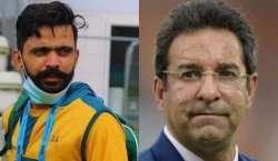 فواد عالم کو دوسرا ٹیسٹ میچ کھلانا چاہیے، سابق کپتان وسیم اکرم بھی ..