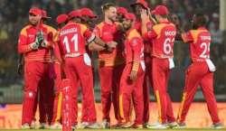 زمبابوے کی کرکٹ ٹیم رواں ماہ آئرلینڈ کا دورہ کرے گی