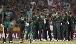 کورونا وائرس کا خوف ،بنگلہ دیش کرکٹ بورڈ نے اپنی ٹیم پاکستان بھیجنے ..