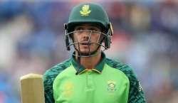 جنوبی افریقہ اور انگلینڈ کی کرکٹ ٹیموں کے درمیان ایک روزہ سیریز کا ..