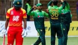 دورئہ پاکستان،زمبابوے کے 25 کھلاڑیوں کا اعلان