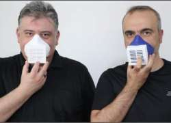 ترک سائنسدانوں نے کورونا وائرس تلف کرنے والا الیکٹرک ماسک بنالیا