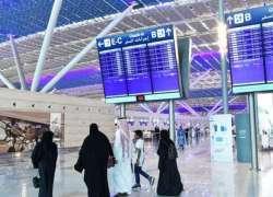 38 ڈگری سینٹی گریڈ سے زیادہ جسمانی درجہ حرارت والے کسی مسافر سعودی عرب ..