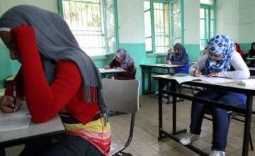 فلسطین میں اسکولوں کے امتحانات شروع، 78 ہزار480 طلبا کی شرکت امتحانات کے دوران وزارت صحت کے جاری کردہ پروٹو کول اور سماجی دوری کے اصول پر سختی سے عمل درآمد کرایا جائے گا،بیان